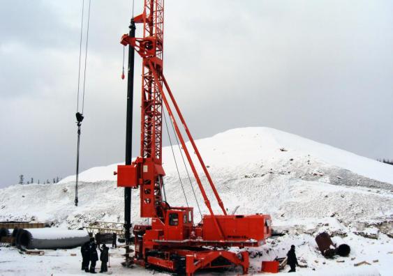 Буровая установка PF-1200YSVII