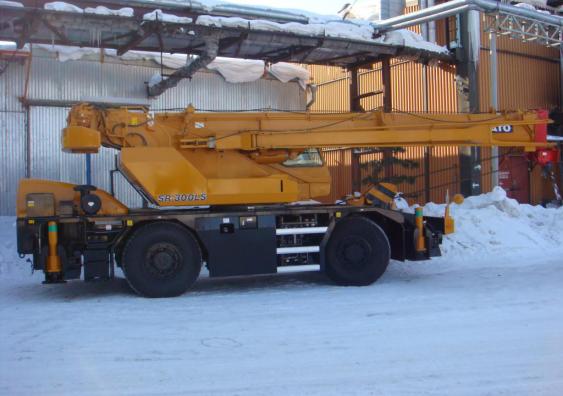 Кран SR-300LS