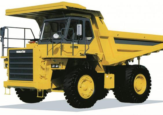 Самосвал HD325-6