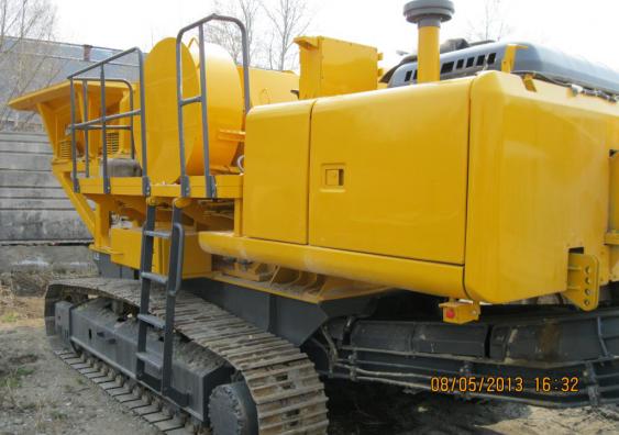 Дробильно-сортировочная установка BR350JG-1