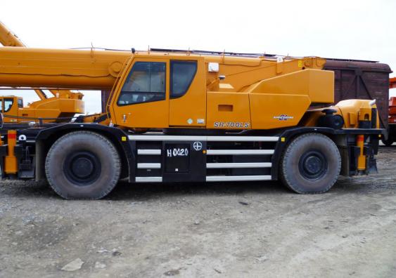 Кран SR-700LS